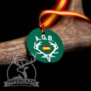 Marcareses personalizado para Venaos con bandera de España