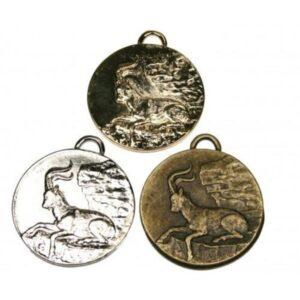 Medallas de homologación para macho montés