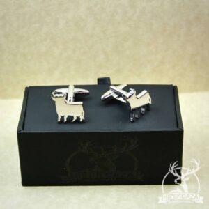 Gemelos de toro con caja